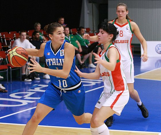 Giulia Brotto (Italy)
