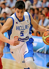 5. Antonios Koniaris (Greece)