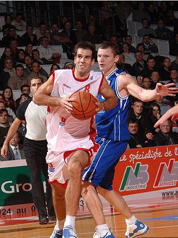 David Gautier (Cholet Basket)