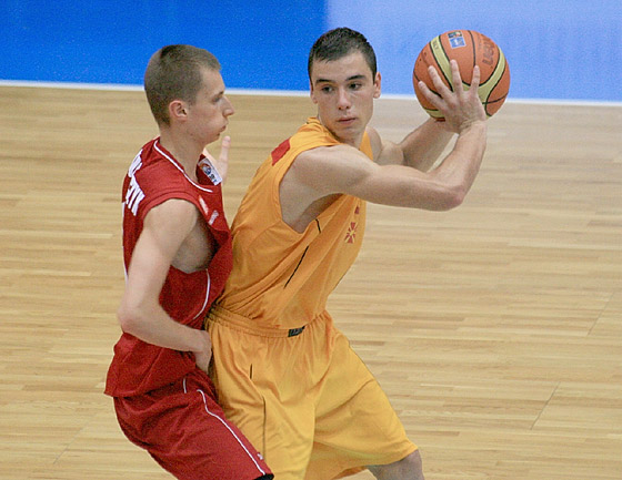 5. Boban Stajic (F.Y.R. of Macedonia)