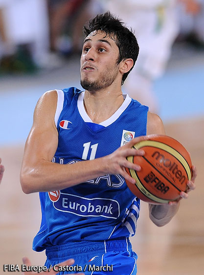 11. Efstathios Papadionysiou (Greece)