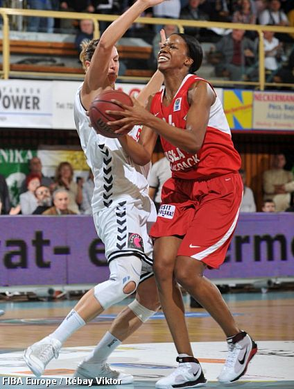 Janell BURSE (Wisla Can-Pack)