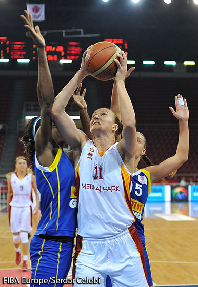 11. Ivanka Matic (Galatasaray)