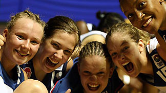 France Earn Final Showdown With Spain