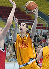 8. Petar Apcev (F.Y.R. of Macedonia)