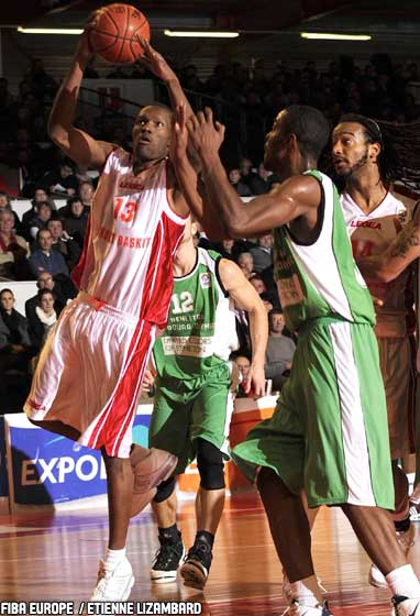 Steeve Ho You Fat (Cholet Basket)