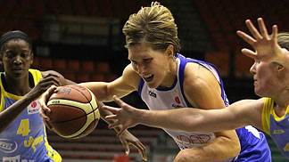 Ros Casares, UMMC Work On Rosters