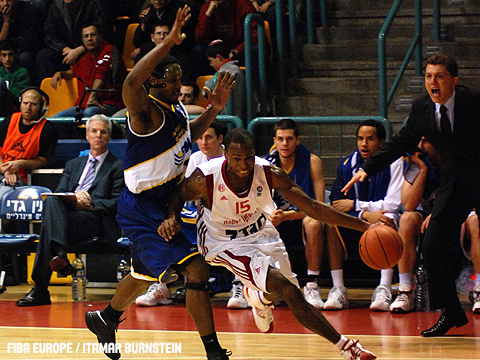 Timothy Bowers (Hapoel Jerusalem)