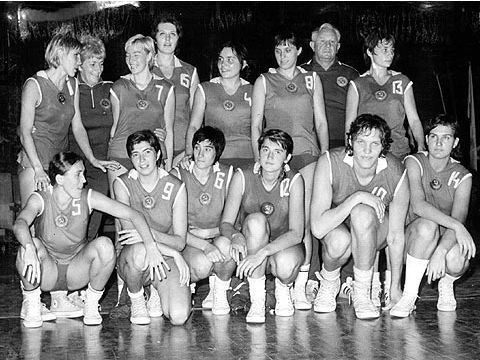 The USSR women's national team - they won 17 European Championships in a row between 1960 and 1991
