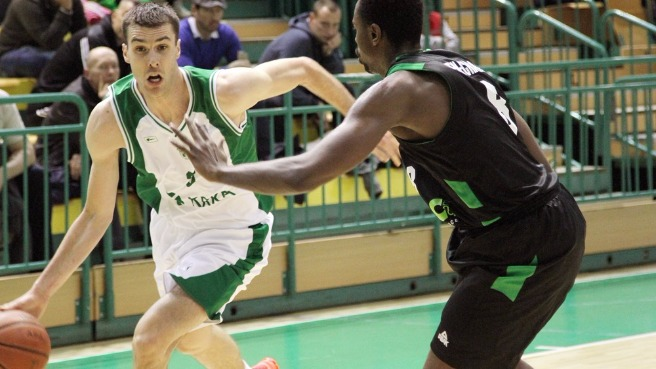 ASVEL Stifle Krka To Secure First Place