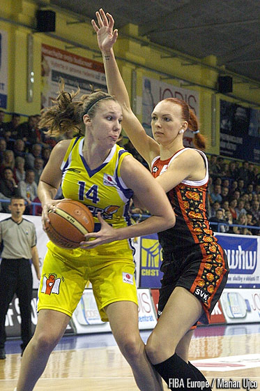 14. Kayla Pedersen (Good Angels Kosice)