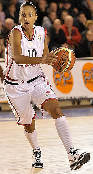 10. Lenae Williams (USO Mondeville)