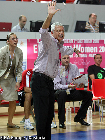 Headcoach Cem Akdag (Turkey)