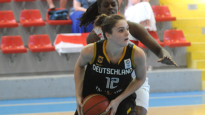 Lithuania, Germany Into Last Eight