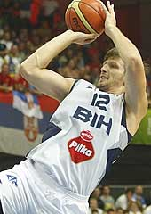 Mirza Teletovic (Bosnia and Herzegovina)