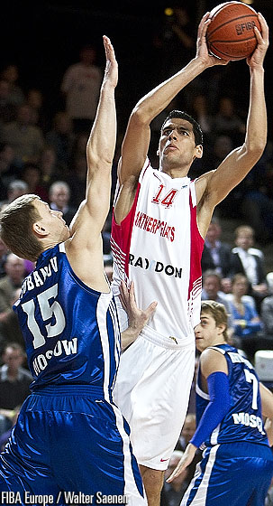 14. Salah Mejri (Antwerp Giants)
