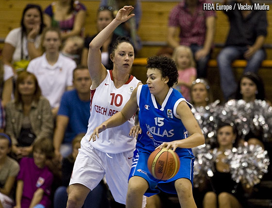 15. Artemis Spanou (Greece)