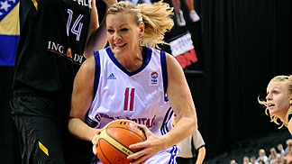 11. Kimberly Butler (Great Britain)