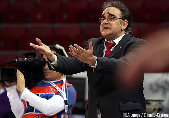 Wisla Can Pack head coach Jose I. Hernandez finds it hard to beleive how his team went down in the second half