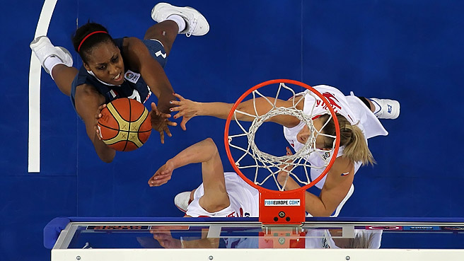 France Defeat Czechs To Conquer Bronze