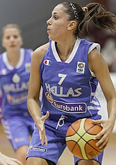 7. Stefania Sideri (Greece)
