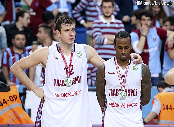 3. Dermarquis Bost (TS Medical Park), 12. Novica Velickovic (TS Medical Park)