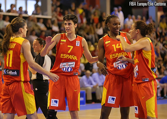 Spain stay undefeated in Group B after prevailing over Italy