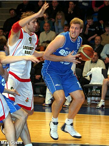 Christopher Young (Dexia Mons-Hainaut)