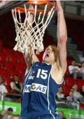Marijonas Petravicius had 28 points in the Final and was voted MVP of the Final Four