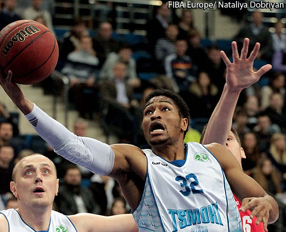 32. Parrish Petty (Tsmoki Minsk)