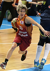 10. Isil Alben (Galatasaray odeabank)