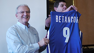 Miguel Betancor, Roanne, France referees, Semaine des As