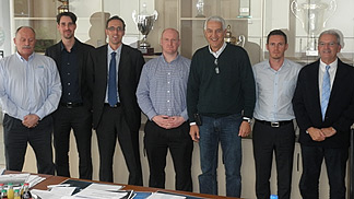 FIBA Europe UNIVERSITAS and EOSE meeting
