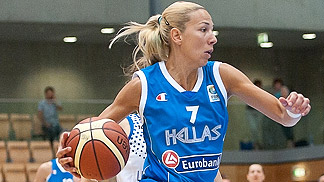 7. Olga Chatzinikolaou (Greece)