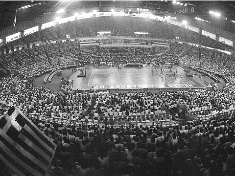The 1987 European Championship in Greece
