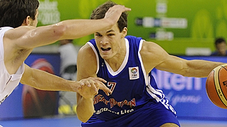 Devon Van Oostrum (Great Britain), EuroBasket 2013