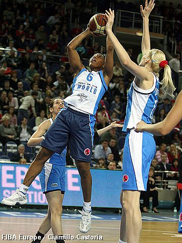 Cappie Pondexter (Rest of the World)
