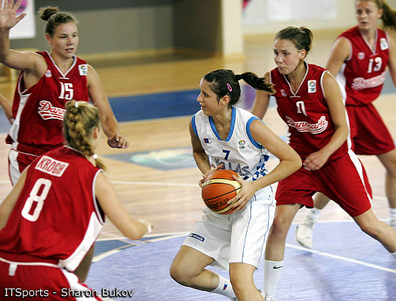 7. Eleni Voulgaraki (Greece)