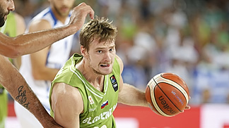 12. Zoran Dragic (Slovenia)