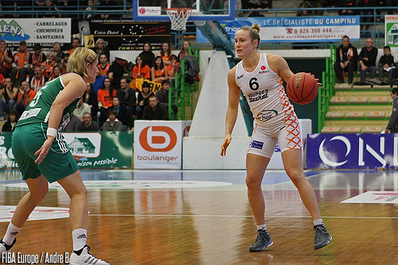 6. Frida Eldebrink (Bourges Basket)