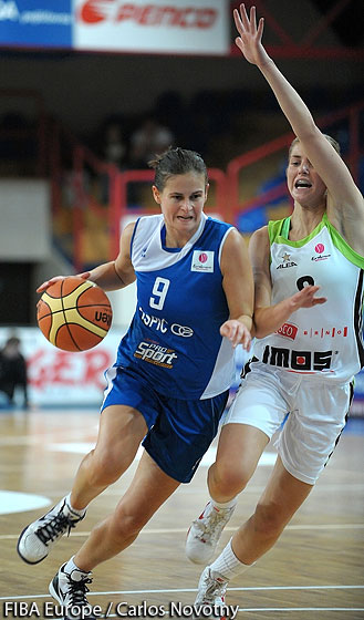 9. Ivana Jurcevic (Gospic CO)