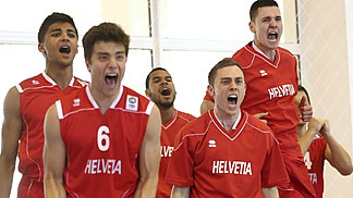 6. Branislav Kostic (Switzerland)