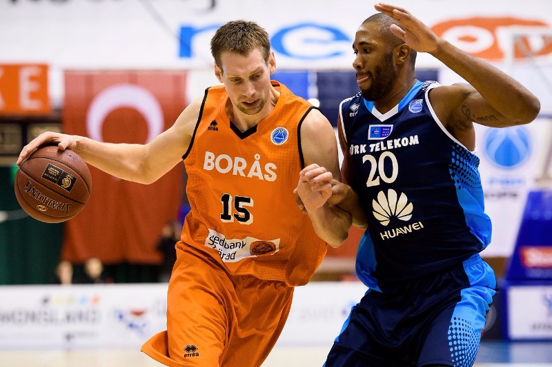 15. Michael Palm (Boras Basket)