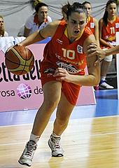 10. Leticia Romero (Spain)
