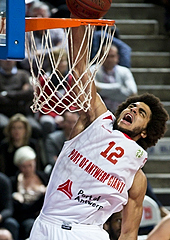 12. Jean-Marc Mwema (PO Antwerp Giants)