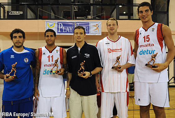 All Tournament Five