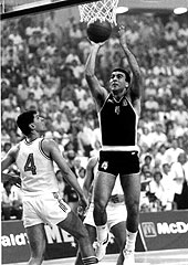 Greeces Nik Galis at the 1987 European Championship in Greece