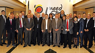 FIBA Europe Board in Madrid, November 2013