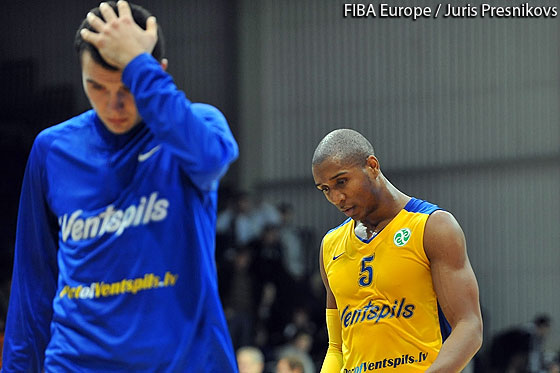 5. Lorenzo Williams (BK Ventspils)