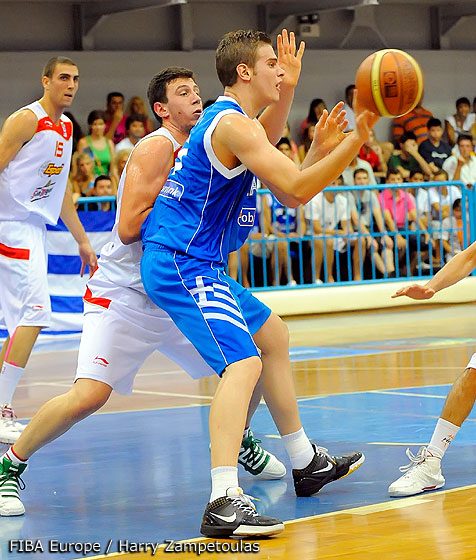 13. Georgios Bogris (Greece)
